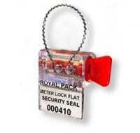 precinto de seguridad -meter-lock-flat
