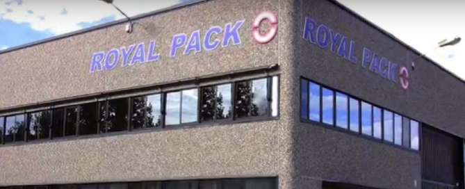 instalaciones royal pack