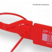 precinto seguridad ajustable ZIP LOCK 02